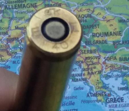 8 Mauser Grec 181