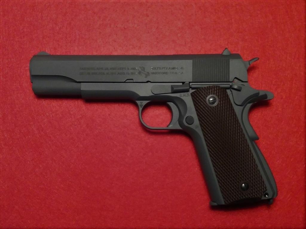 Meilleure réplique airsoft tout métal de Colt 1911 A1 ? 191110