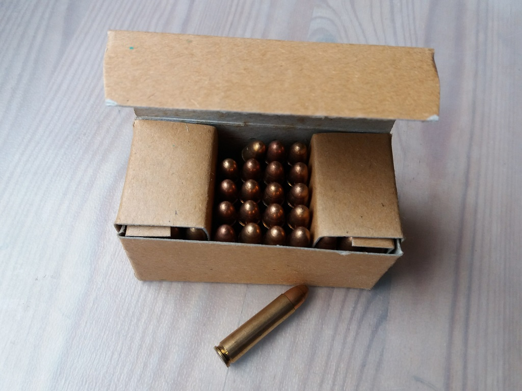 Boite de .30 carbine  262