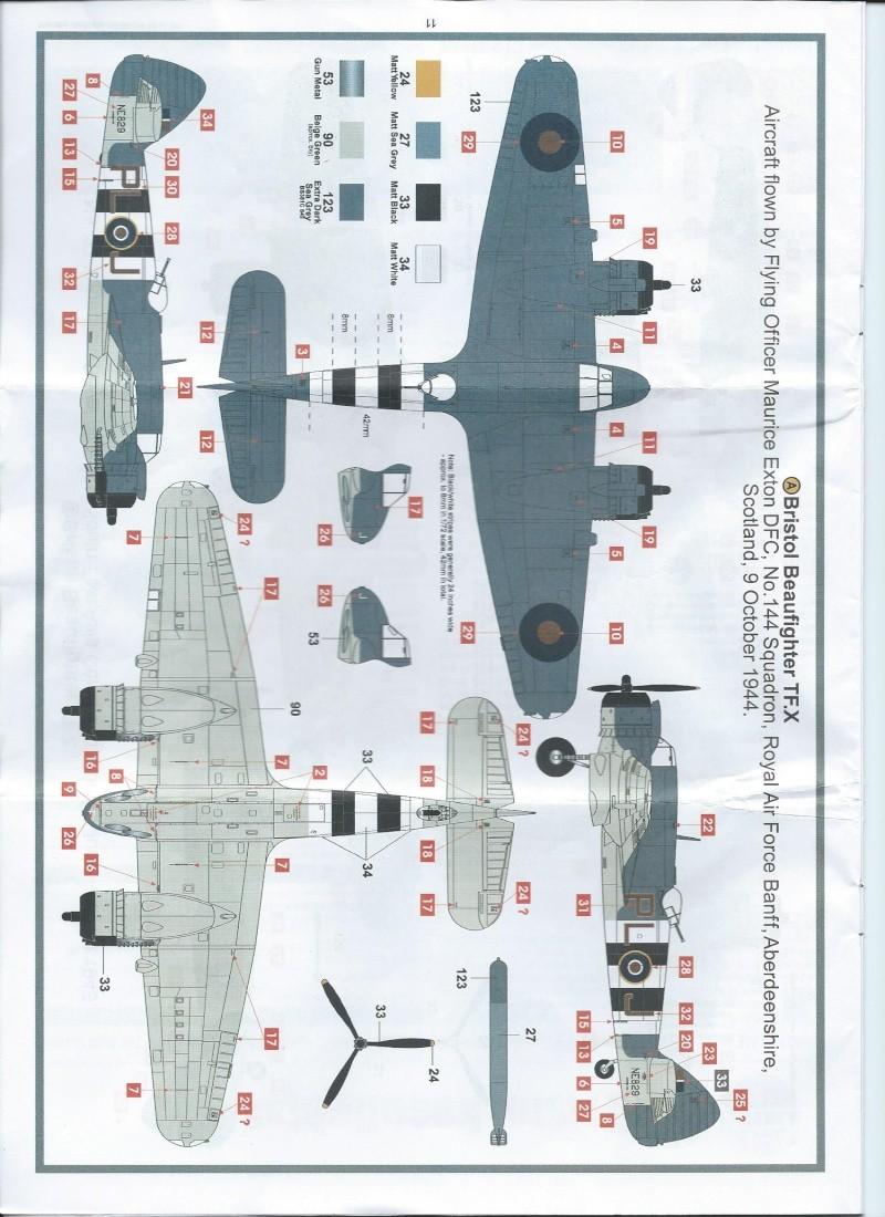 [AIRFIX] BRISTOL Beaufighter TF.X Beaufi12