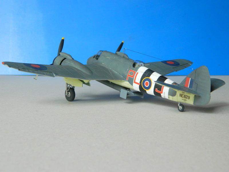 [AIRFIX] BRISTOL Beaufighter TF.X Dscn3650