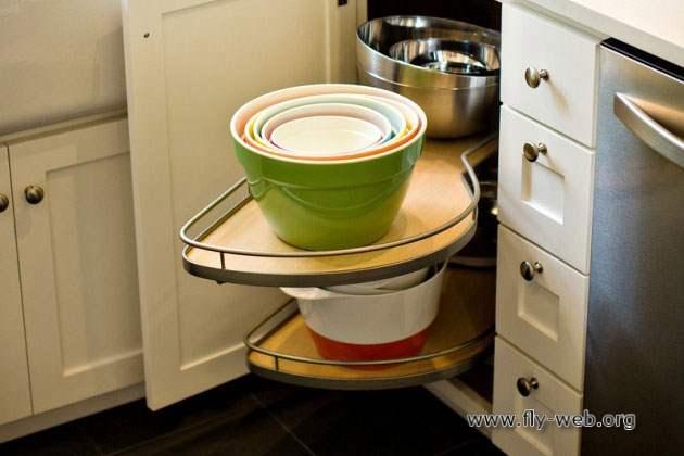 ركنه او زاويه المطبخ الاستغلال الامثل بالصور  91852110
