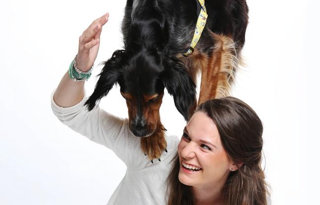 «Incroyable talent»: Les gagnants sont Juliette et son chien adopté à la SPA 648x4110
