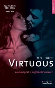 La Trilogie Quantum - Saison 1 : Virtuous de M.S. Force Capt1u10