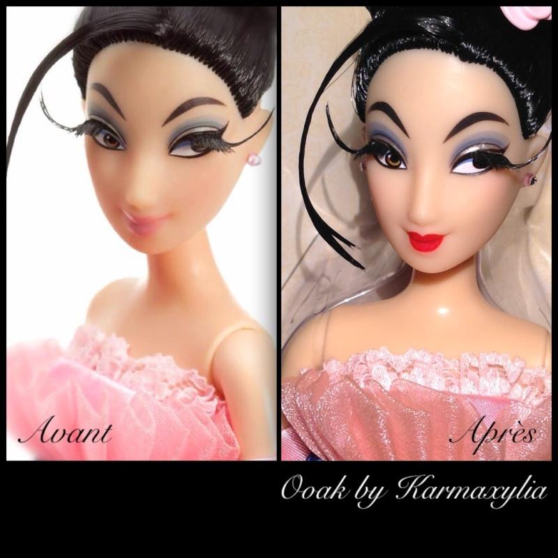 Customisation de vos poupées Disney Image13
