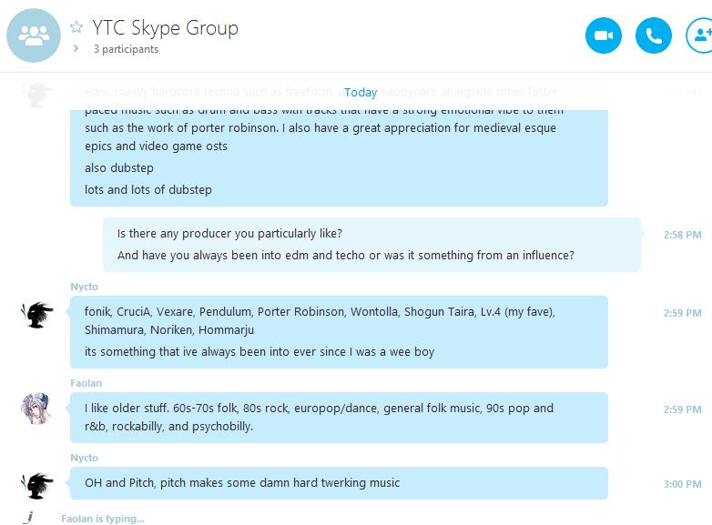 YTC Skype Group Ytc_sk10