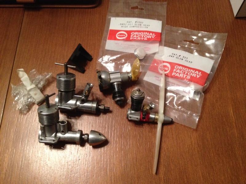 Recent engine acquisitions Image27