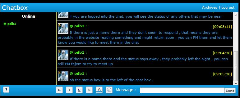 status box  Status10