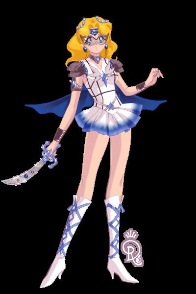 Cosmos-Hime, Senshi Sprite Symphonium, 1 item Sailor13