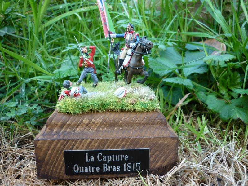 La Capture, bataille des Quatre bras 1815 --------TERMINE--------- 110