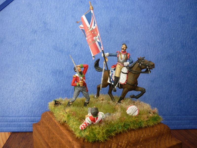La Capture, bataille des Quatre bras 1815 --------TERMINE--------- 211