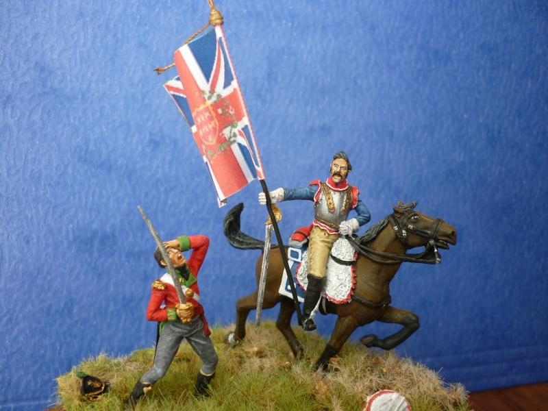 La Capture, bataille des Quatre bras 1815 --------TERMINE--------- 311