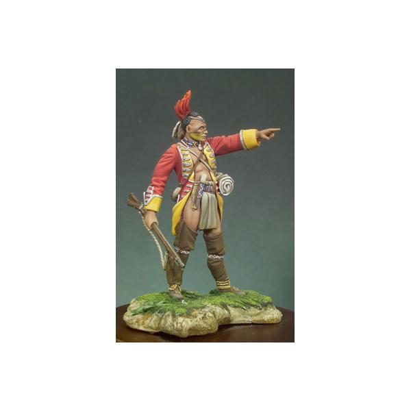 GUERRES INDIENNES - MOHAWK - 1756/1763  ----TERMINE ------- Andrea10