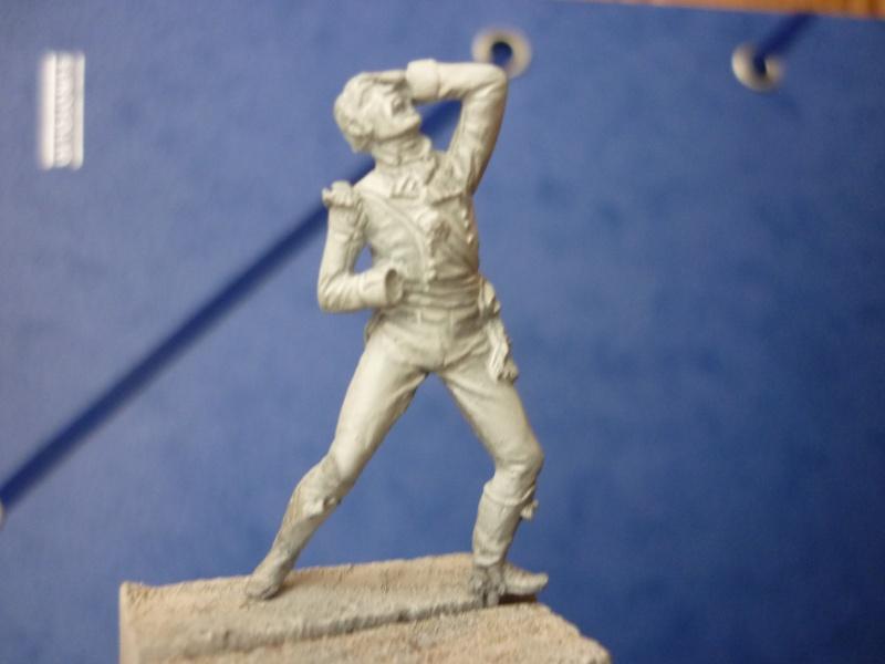 La Capture, bataille des Quatre bras 1815 --------TERMINE--------- P1060816