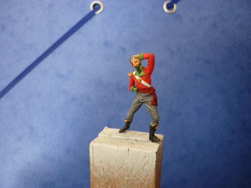 La Capture, bataille des Quatre bras 1815 --------TERMINE--------- P1060817