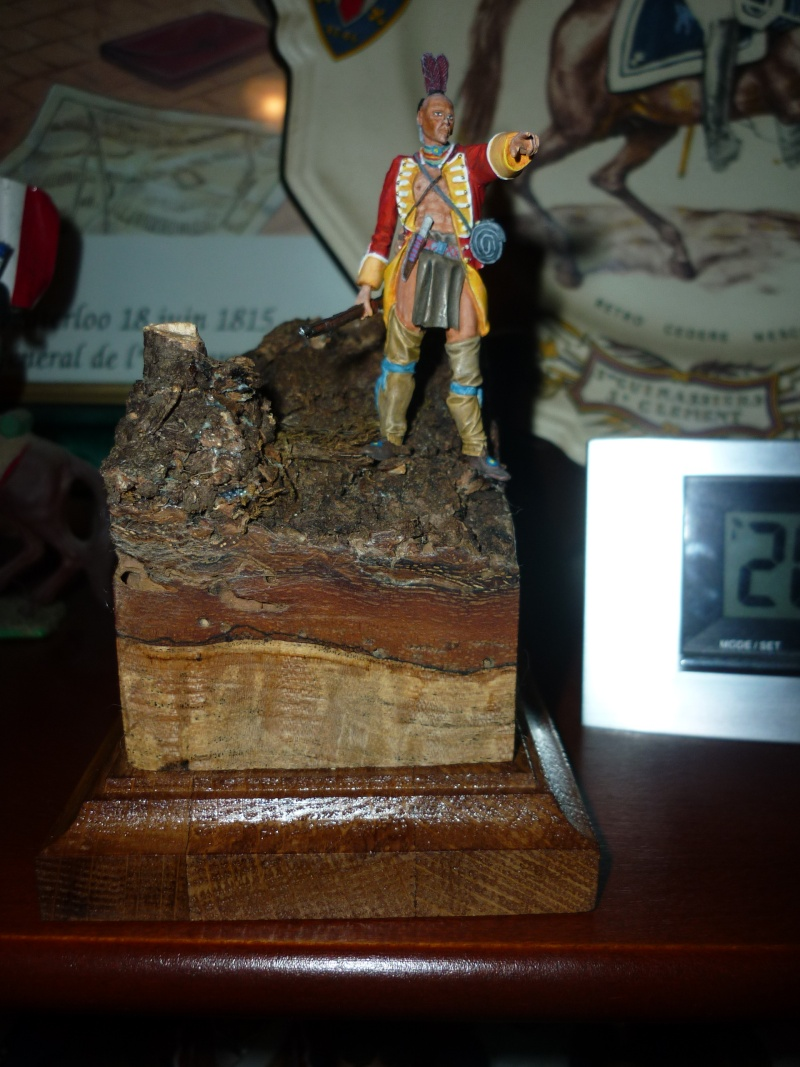 GUERRES INDIENNES - MOHAWK - 1756/1763  ----TERMINE ------- P1070019