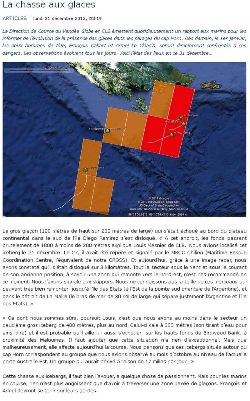 Francis Joyon autour  du monde ........en équipage - Page 6 A_ajv118