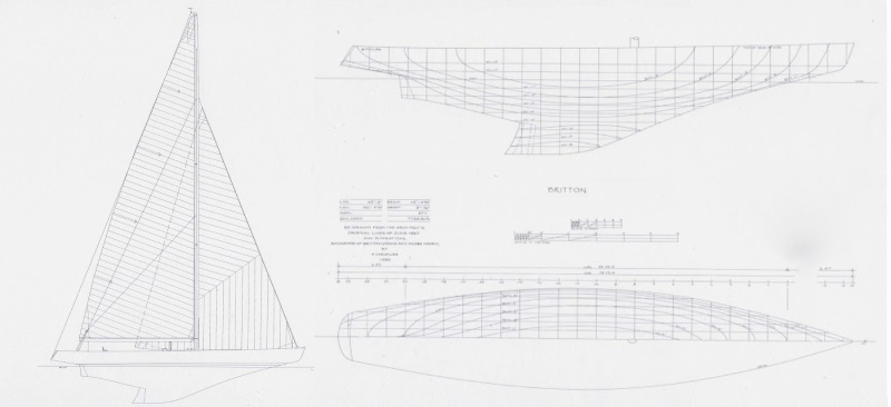 Plans de voiliers du XIXème et XXème s. A_chan11