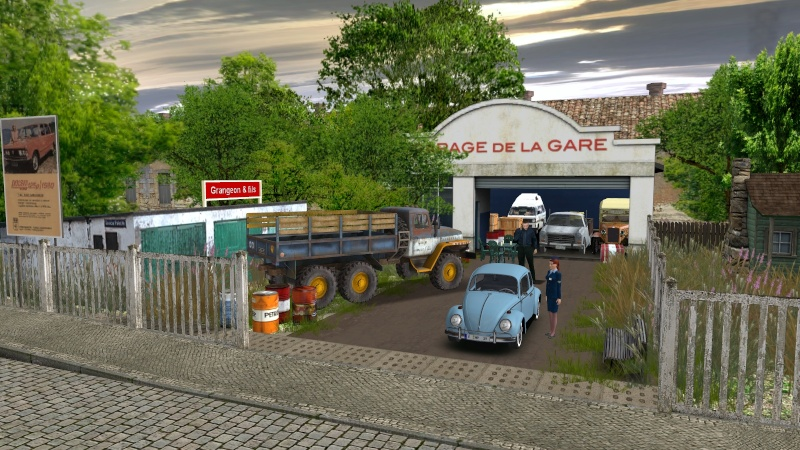 Le Garage Grangeon & Fils Giraud15
