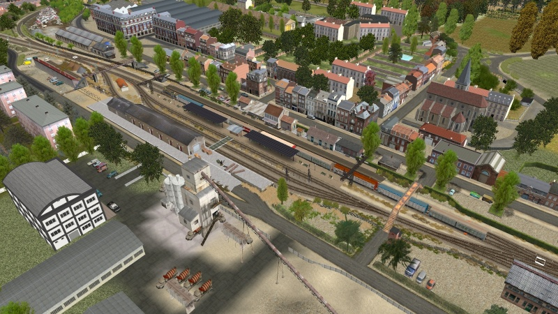 Une petite gare  Giraud23