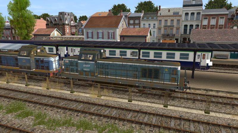 Une petite gare  Giraud33