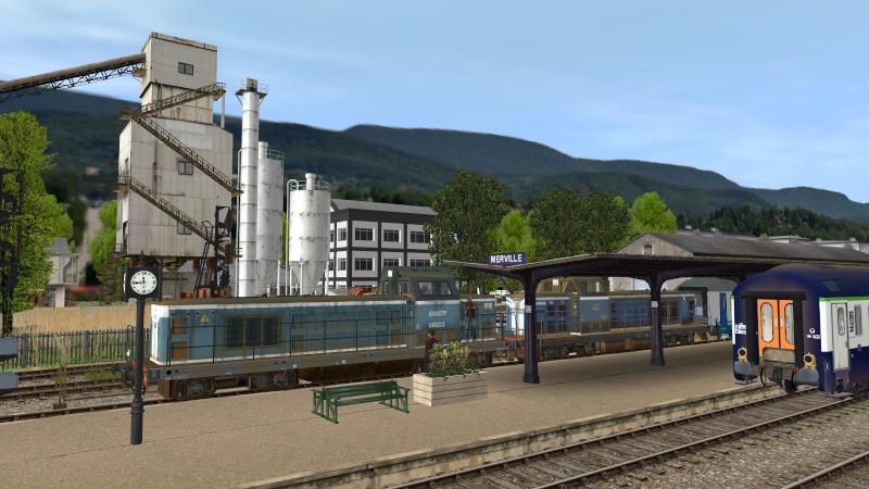 Une petite gare  Giraud34