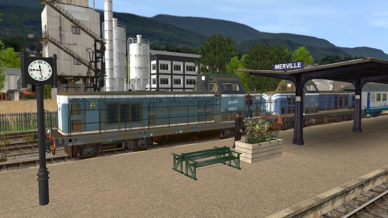 Une petite gare  Giraud35