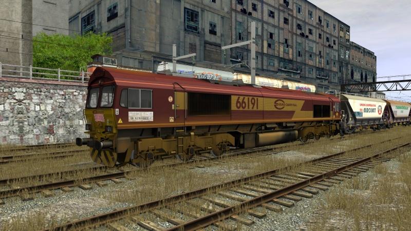 Class 66 d'ECR Giraud38