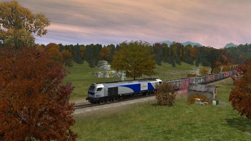 Euro 4000 d'Alpha-trains et les autres Giraud46