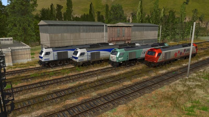 Euro 4000 d'Alpha-trains et les autres Giraud47