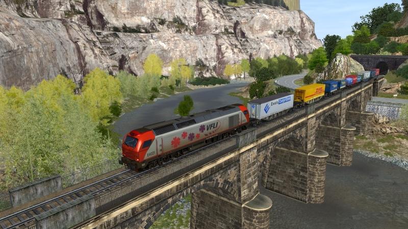 Euro 4000 d'Alpha-trains et les autres Giraud49