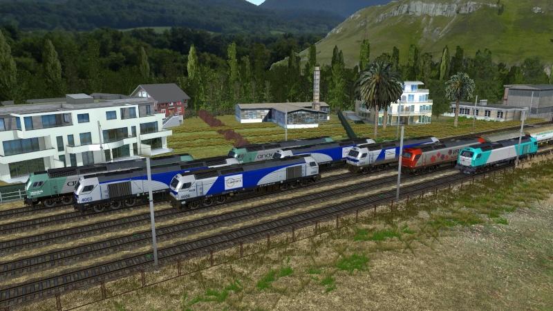 Euro 4000 d'Alpha-trains et les autres Giraud51