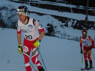Course de Ski Alpinisme Nocturne des Monts d'Olmes 2016p110