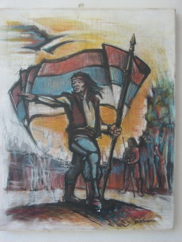 Día Nac. del Mate y Bandera de Misiones Andres10