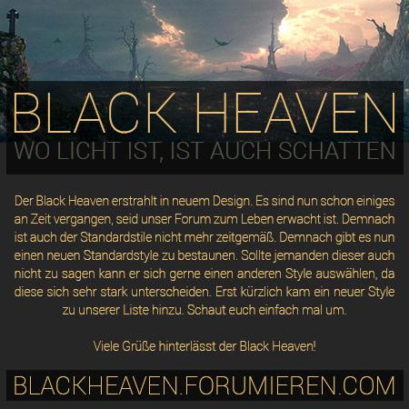 Black Heaven - Wo Licht ist, ist auch Schatten - Fantasy - FSK 16+ Neu10