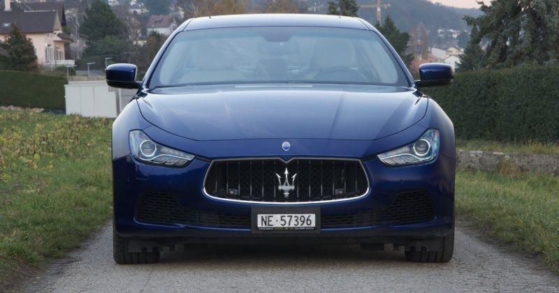 Ordinata Maserati Ghibli 330CV - Pagina 15 Screen11