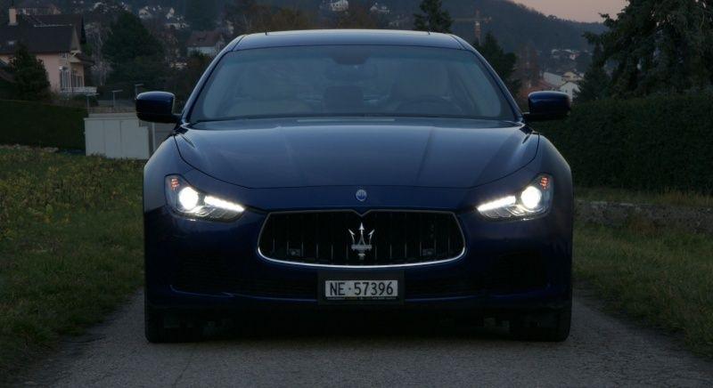 Ordinata Maserati Ghibli 330CV - Pagina 15 Screen12