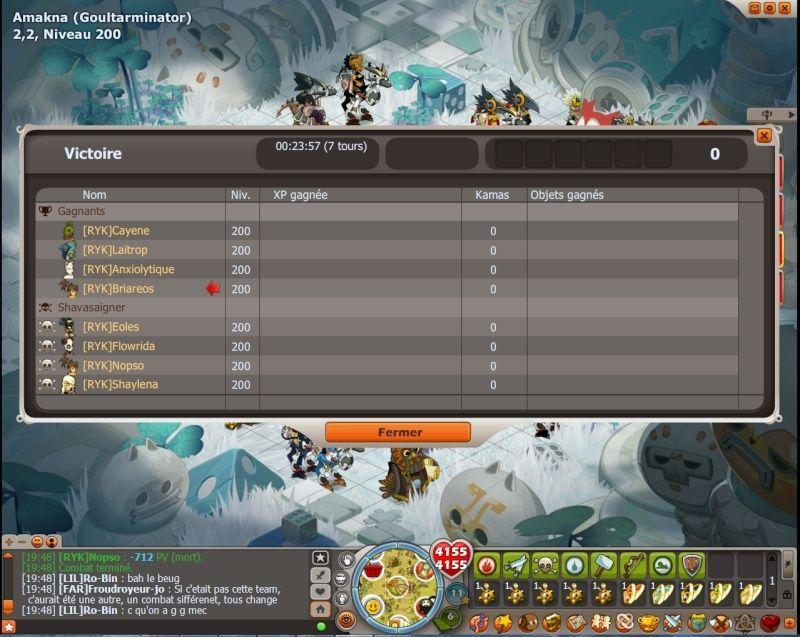 1001 griffes team : Perfecteus Ecra10