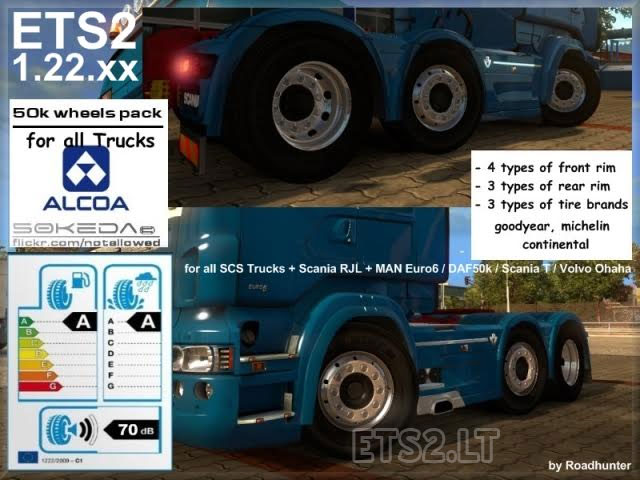 ETS2 Patch 1.22 - Page 2 Roadhu10
