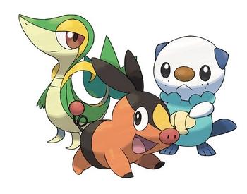 Pokémon Noir et Blanc 75b46b10