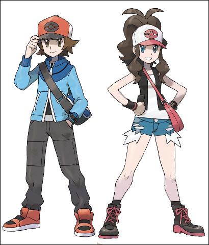 Pokémon Noir et Blanc Heros10