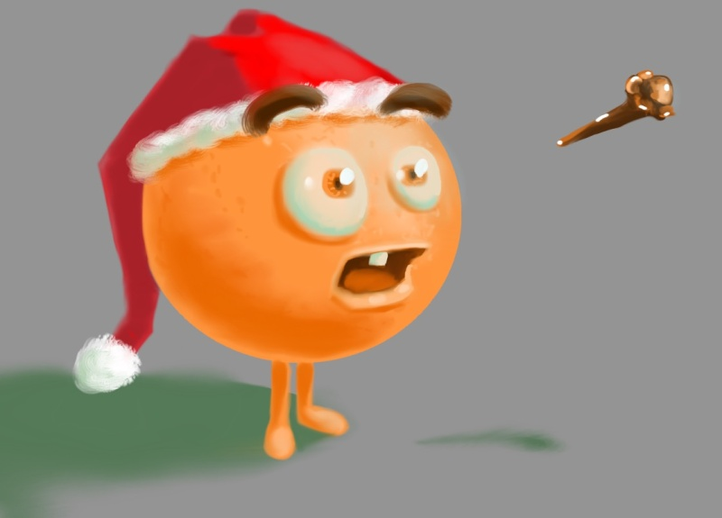 [defis] Le calendrier de l'avent / Les 12 jours de Noël - Page 2 Orange10