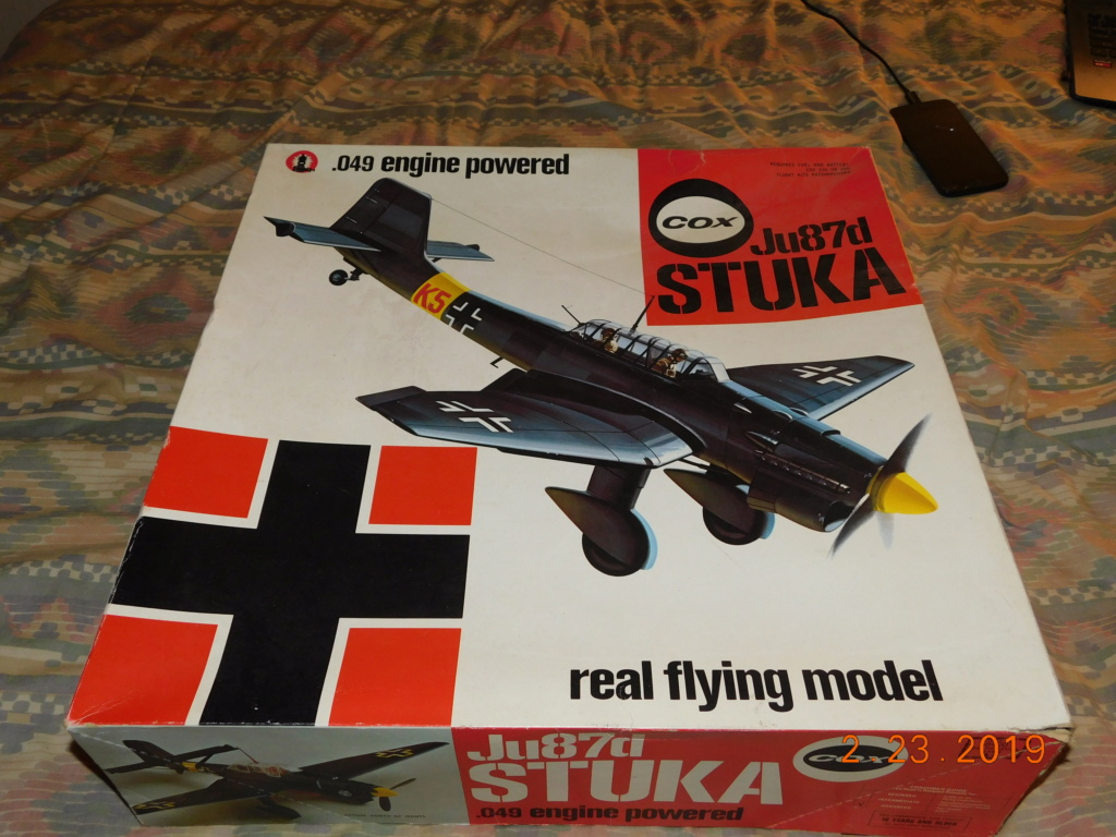 Ju87D Stuka Finally!! Dscn0110
