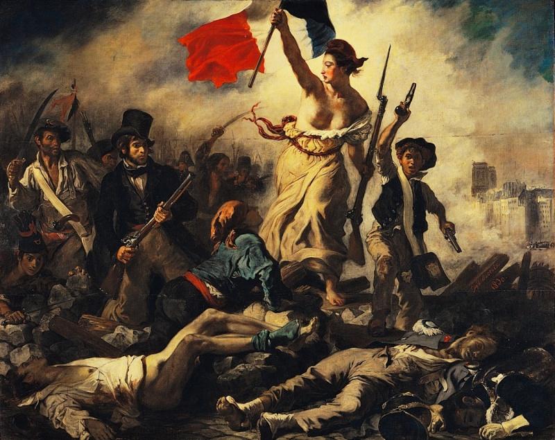 Petite histoire du drapeau français 13613210