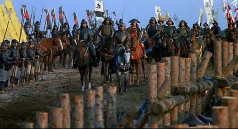 Bataille de Nagashino: ou la fin du clan Takeda 19821110