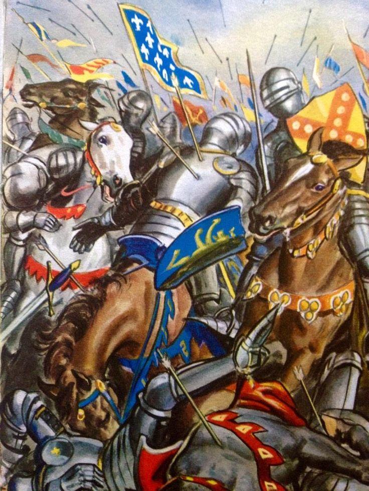 Bataille Azincourt 25 octobre 1415 2e8ca910