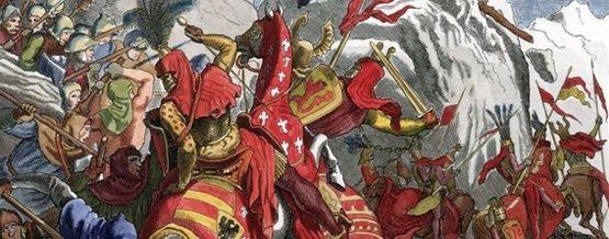Bataille de Morgarten 15 novembre 1315 3fa49a10