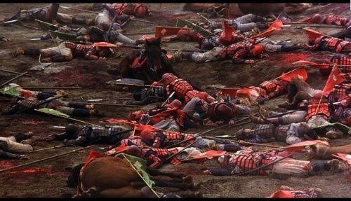Bataille de Nagashino: ou la fin du clan Takeda 500ful10