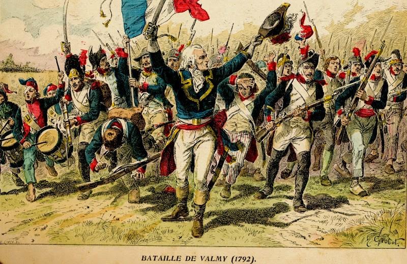 Bataille de Valmy 20 septembre 1792 : une victoire symbolique, fondatrice de l'histoire nationale 99385811