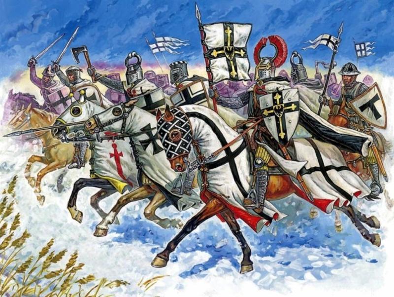 Bataille du lac de Peipus 5 avril 1242: la part du mythe Batail10
